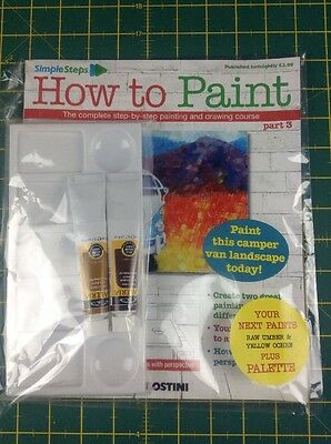 Deagostini How To Paint - Issue 3