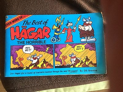 The Best Of Hägar The Horrible