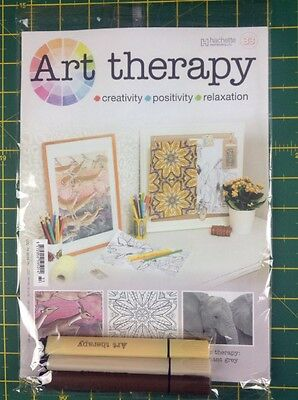 Hachette Art Therapy (Issue 33)