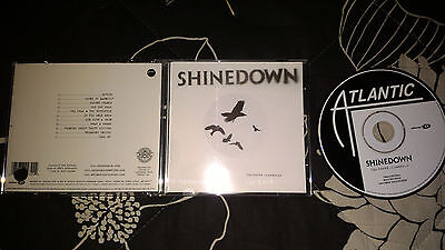 Cd Shinedown Sound Of Madness Rock Metal Alternative Music