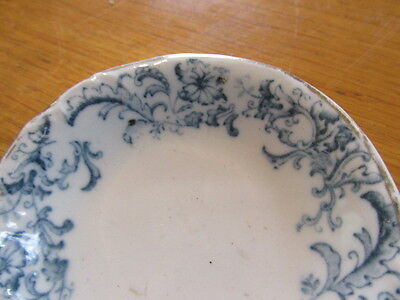 Antique butter pat John Maddock & sons Ltd.= Maddock Hotel Ware 1855 to Pres.