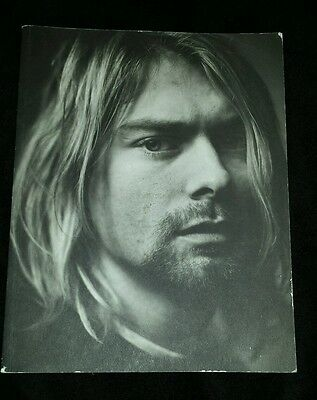 Kurt Cobain 1994 1st Print Rolling Stone Book. Cobain by the editors of
