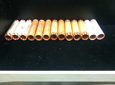 1974 S Uncirculated  Lincoln Cent Unopened Bank Wrapped Roll