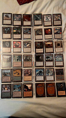 Collection of Magic the Gathering Cards - 4th Ed, Alliances, Ice Age, Visions