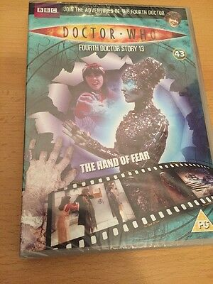 Doctor Who Dvd The Hand Of Fear