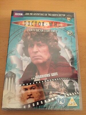 Doctor Who DVD Warriors Gate
