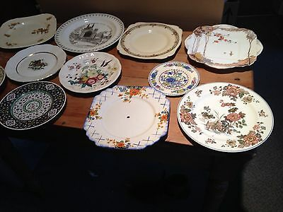 Collection Of Decorative Plates