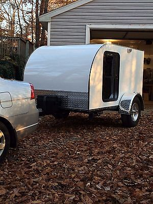 Tear Drop Camper Trailer (2014)