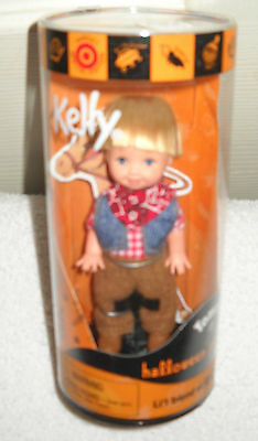 #9449 NRFB Mattel Barbie Target Stores Halloween Party Tommy as Cowboy