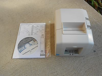 Star Printer Model Tsp650 Ii / New Condition With All The Cords,disc Etc.