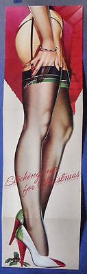 """""""Stockings Up for Christmas"""" by Peter Palombi (1979)"""