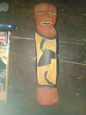 Antique Aboriginal Carving