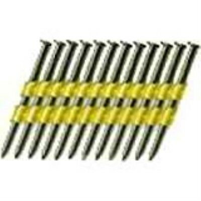 """Plastic Collated Pneumatic Nails, 0.113"""" x 3"""""""