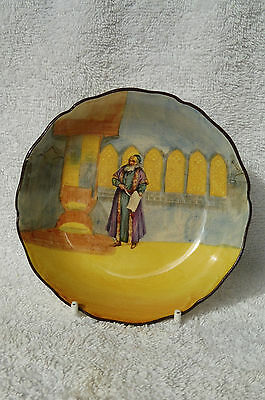 "Antique & Collectable Royal Doulton Series Ware Dessert Dish : ""Shylock"""