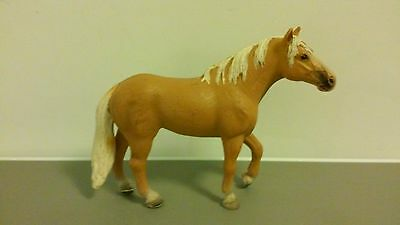 Schleich Palomino Stallion Horse 13618 2006 Toy Action Figure