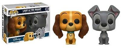 Lady and the Tramp - Lady & Tramp Pop! Vinyl - FunKo