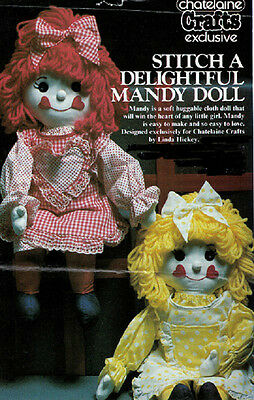 Chatelaine Mandy Doll Pattern