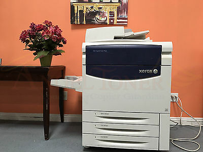 Xerox 700i Digital Color MFP Production Printer Copier Scan 70 PPM BP2 Fiery