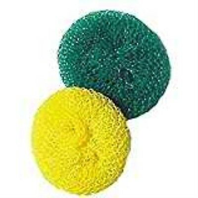 Birdwell Cleaning 366-48 Plastic Scourer Pad
