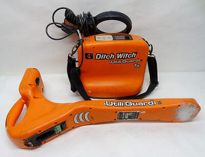 Ditch Witch Subsite Utiliguard T5 Underground Metrotech Cable/Pipe Locator N5882