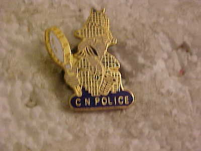 Canadian National Railway Police Lapel Pin