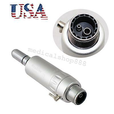 USA 2Hole Air Motor for Dental slow/ Low Speed Handpiece E-type fit NSK 2-5 days