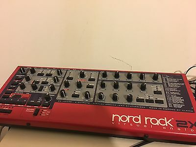 Clavia Nord Lead Rack 2X Synth MInt condition