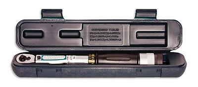 Omega 3/8 Drive Micrometer Torque Wrench Calibrated 2 Yr Warranty Certified NEW
