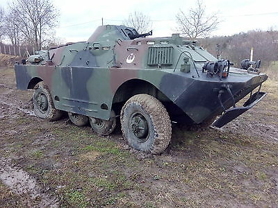 BRDM-2 Russian armoured personnel carrier