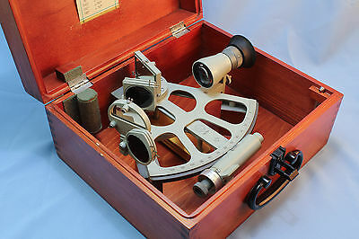 Freiberger Marine Sextant Made in GERMANY, GDR