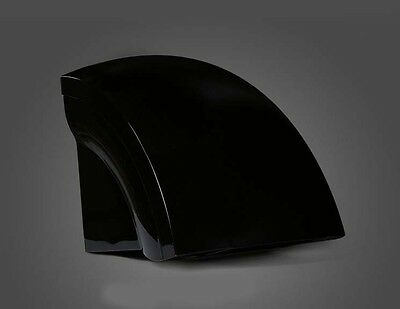 Black Plastics Commercial Wall Mounted Automatic Induction Hand Dryer Machine