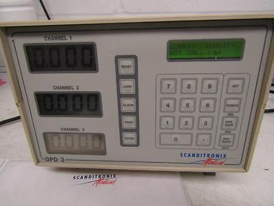 Scanditronix Medical DPD 3 stand alone 3-channel Dosemeter