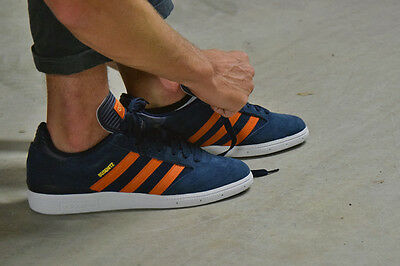 New Adidas Mens BUSENITZ SKATEBOARD Trainers/ sneakers/suede sport shoes/fashion