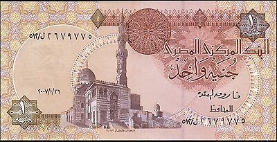 5 to 1 Egypt Pound Mint UNC Uncirculated Banknotes, collection, gifts, Variation