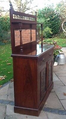 Lovely Antique Victorian Chiffonier Sideboard
