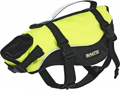 Baltic Cat vest yellow (Mod. 0473) Life Jacket Pfd for Cats cats