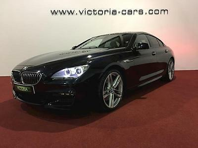 2014 BMW 640d 3.0 TD GRAN COUPE M SPORT AUTO ***IMMACULATE THROUGHOUT***