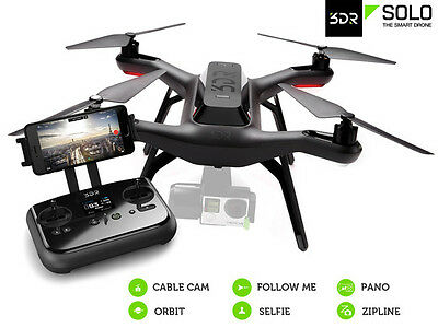 3Dr Solo Quadcopter For Gopro