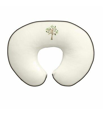 Chicco Boppy pillow With Reversible Cotton Slipcover Cream Tree Of Life