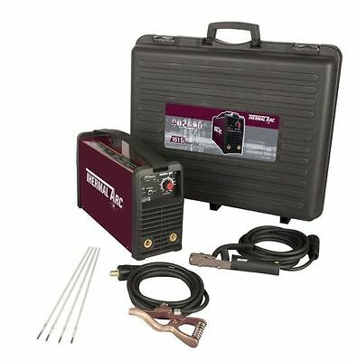 Thermal Arc TAI 161S Inverter Package  MMA / Stick Welder Welding - NEW