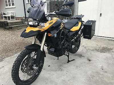 Bmw F800Gs 2008 Full Bmw Service History Great Condition 2008