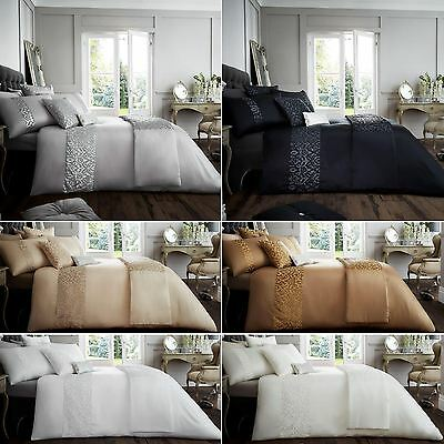 Luxury Venice Duvet Cover Quilt Cover Bedding Set Single Double King SuperKing