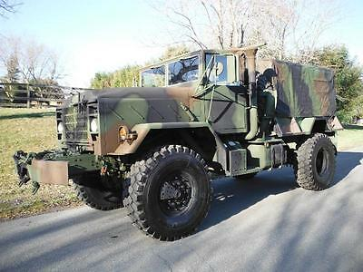MILITARY M932 A2 TURBO BOBBED WINCH TRUCK 766m REBUILT 2011 m923 a2 m35a2 m998