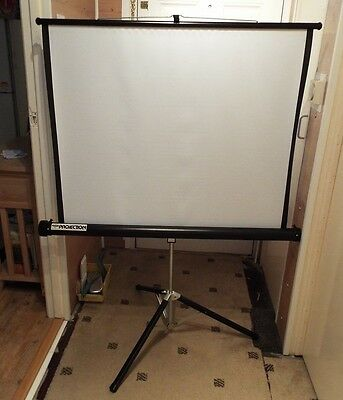 Focus Projection Screen 100 x 100