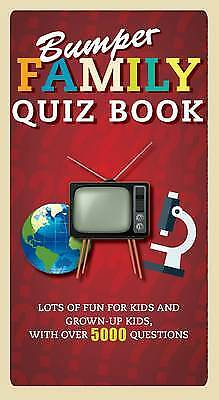 Bumper Family Quiz Book, , New