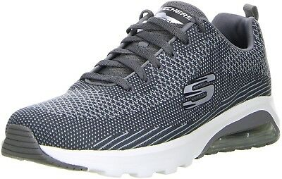 SKECHERS SKECH AIR EXTREME Damen Sneaker schwarz Air Cooled