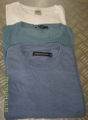 LOT de 3 TEE SHIRTS  Asos-Newlook-French connexion Taille S