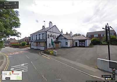 Large Pub With Land For Sale With Planning For 7 Flats Loftus Ts13 4Lq Nr Whitby