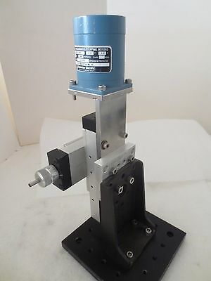 Synchronous/stepping Motor M062-Cf-402 &  Micro Slides & Newport  410P