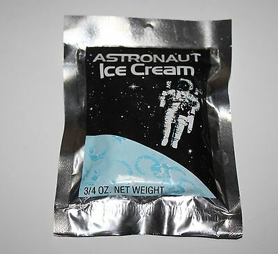 Vintage Astronaut Ice Cream Food freeze dried National Air & Space Museum W. DC